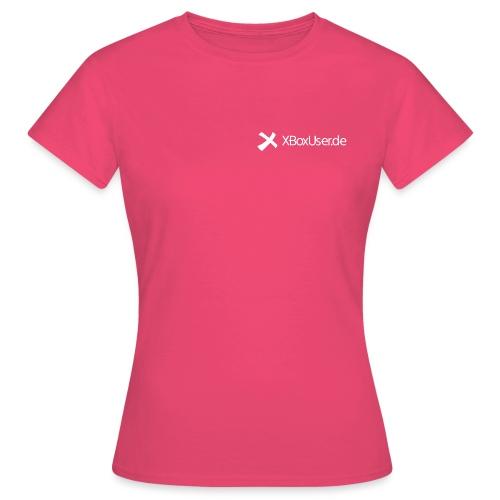 XBU Logo FFF quer png - Frauen T-Shirt