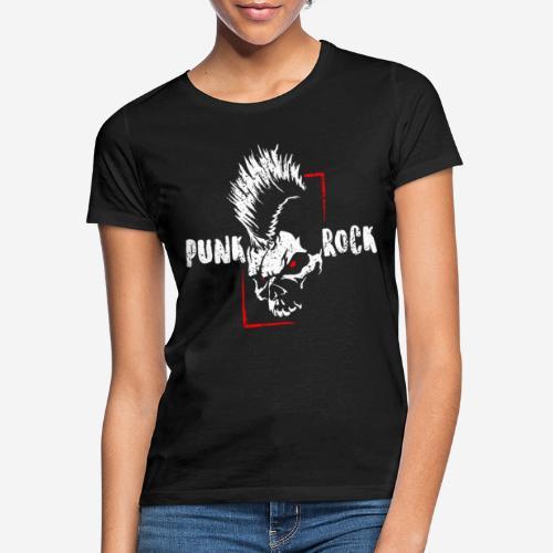 Punk Hard Rock - Frauen T-Shirt