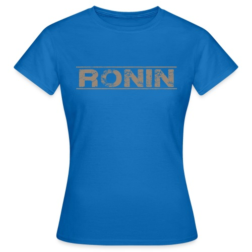 RONIN streetwear V00 - T-shirt Femme