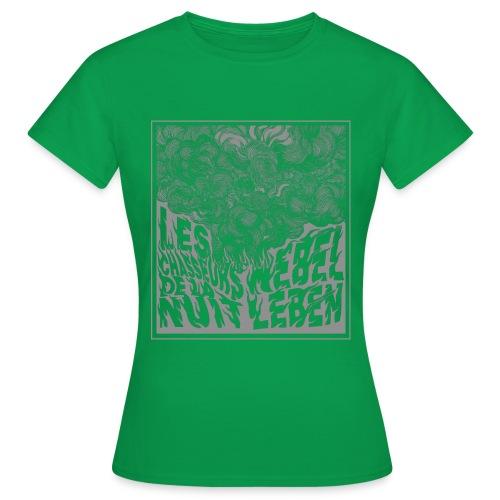 Nebel Leben Grey - Women's T-Shirt