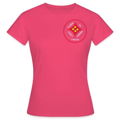 closerlogo - Frauen T-Shirt