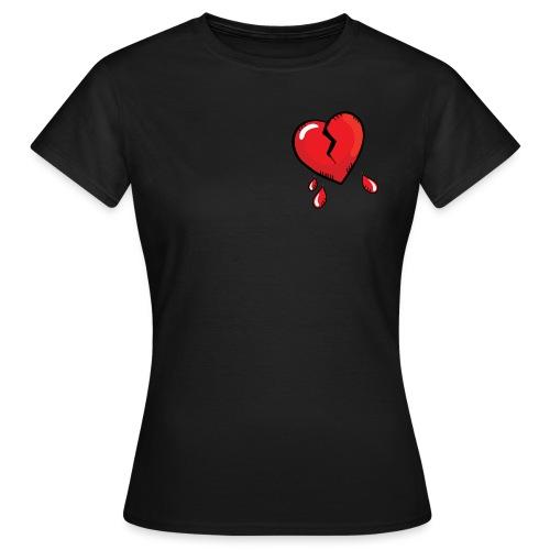 Broken Heart - Women's T-Shirt
