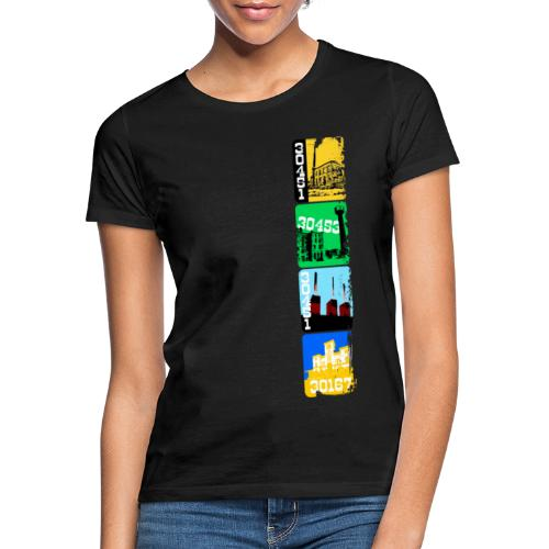 Stadtansichten Hannover Set 03 - Frauen T-Shirt