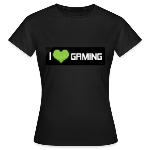 I <3 Gaming Tee And Others - Women's T-Shirt