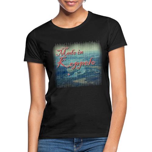 Made in Koppelo lippis - Naisten t-paita