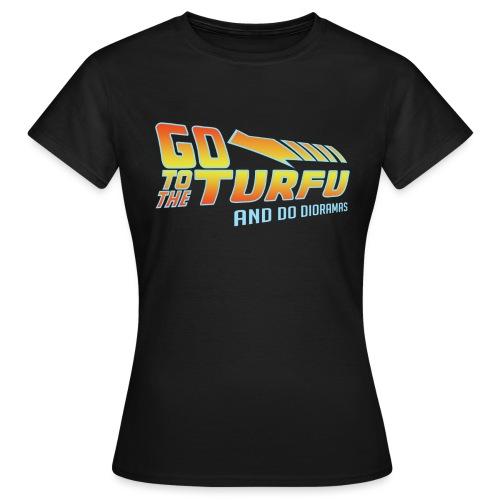 Go to the Turfu - T-shirt Femme
