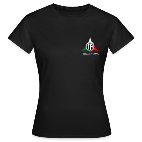 Tricolor Arrows - Maglietta da donna