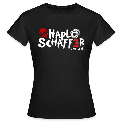 Haplo Schaffer - Camiseta mujer