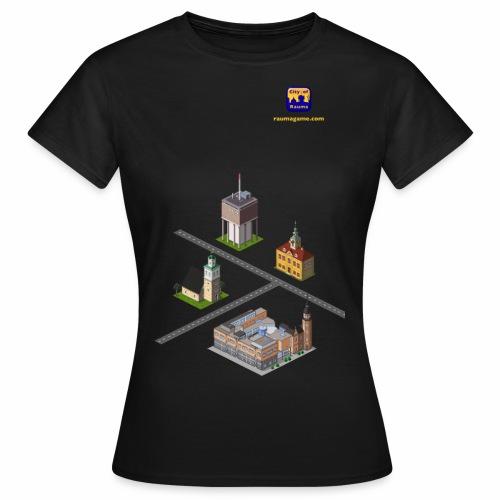 Raumagame mix - Naisten t-paita