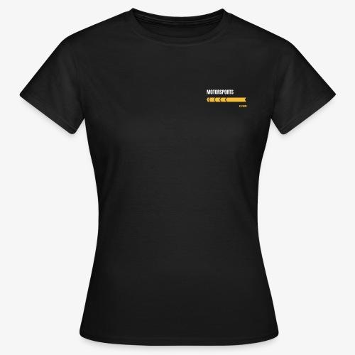 Motorsports Extreme - T-shirt Femme