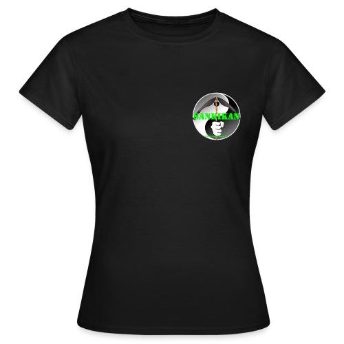 sankikan gruen png - Frauen T-Shirt