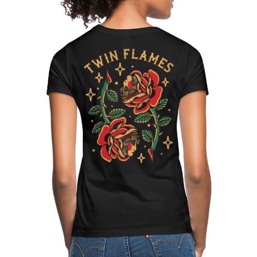 Twin Flames - Naisten t-paita
