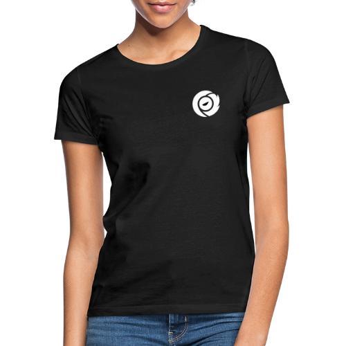 SOS Logo White - Women's T-Shirt