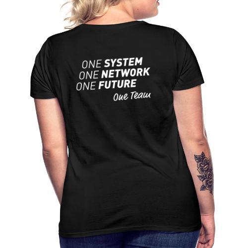 One Team - Dame-T-shirt