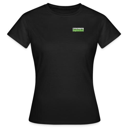talkmaster logo - Frauen T-Shirt