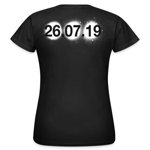 Ibiza 26.07.19 - Camiseta mujer