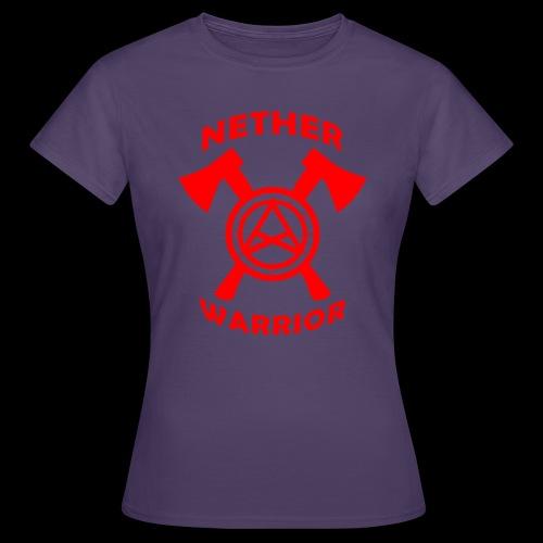 Nether Warrior T-shirt - Maglietta da donna