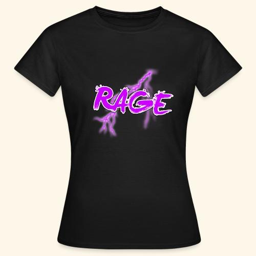 Logo rage - T-shirt Femme