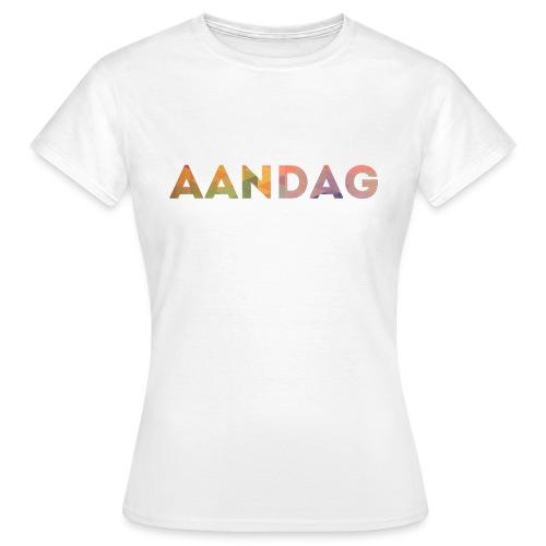 AANdag - Vrouwen T-shirt