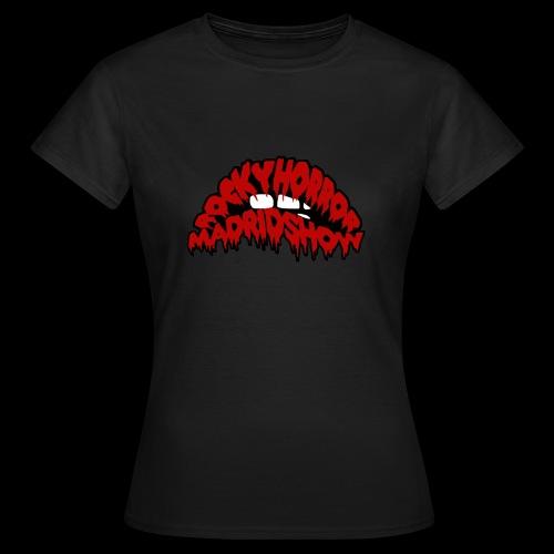 Logo Rocky Madrid - Camiseta mujer