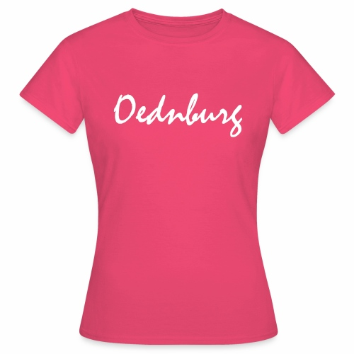 Oednburg Wit - Vrouwen T-shirt