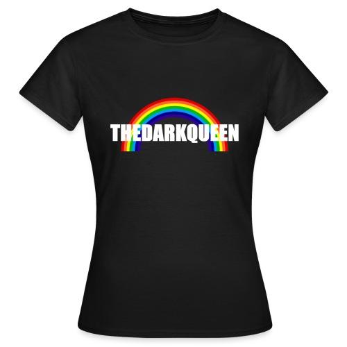 THEDARKQUEEN - Maglietta da donna