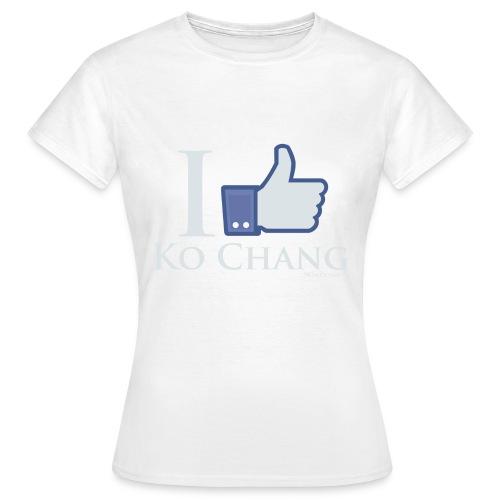 Like-Ko-Chang-White - Women's T-Shirt
