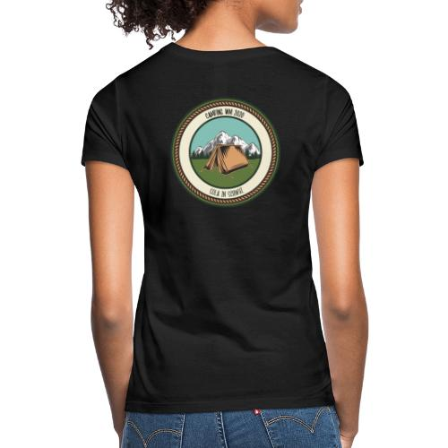 Sola 20 Camping WM - Frauen T-Shirt