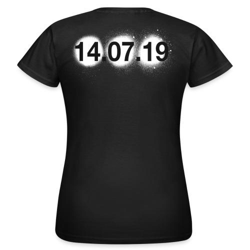 SPLIT 14.07.19 - Camiseta mujer