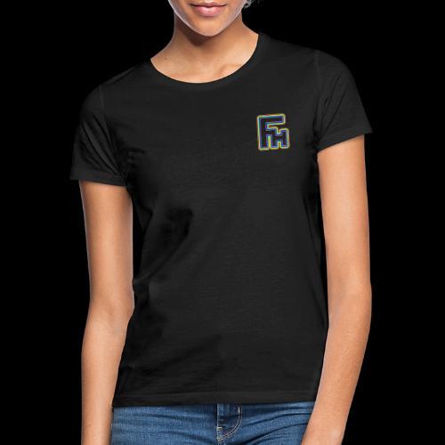 Frosty Haggis Rainbow - Women's T-Shirt