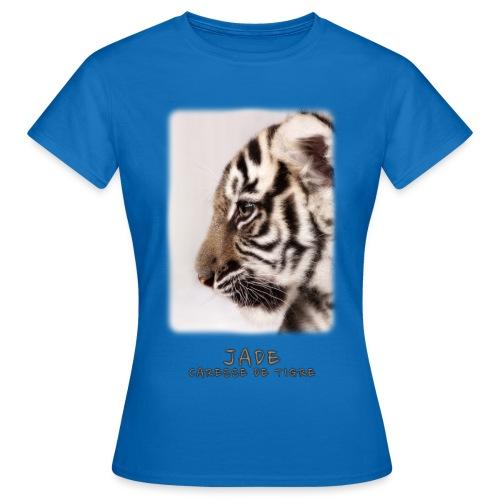 Jade bébé profil - T-shirt Femme