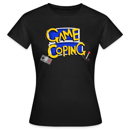 Game Coping Logo - Women's T-Shirt