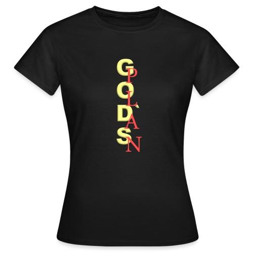 God's Plan Merchandise von The Friday - Frauen T-Shirt
