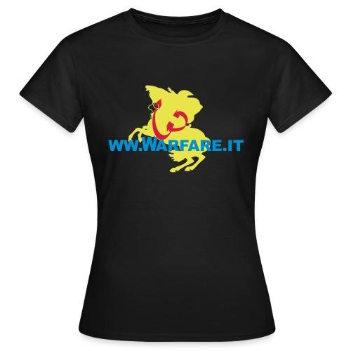 Logo di Warfare.it - Maglietta da donna