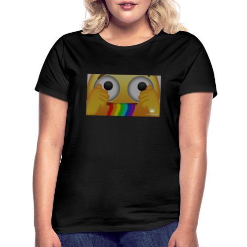 Det rigtige æg - Dame-T-shirt