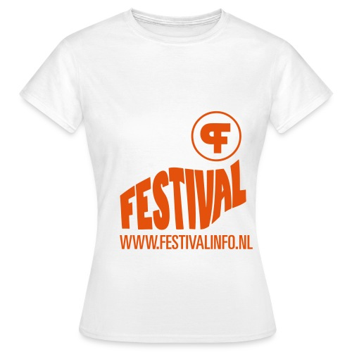 fi tshirt02 voor - Vrouwen T-shirt