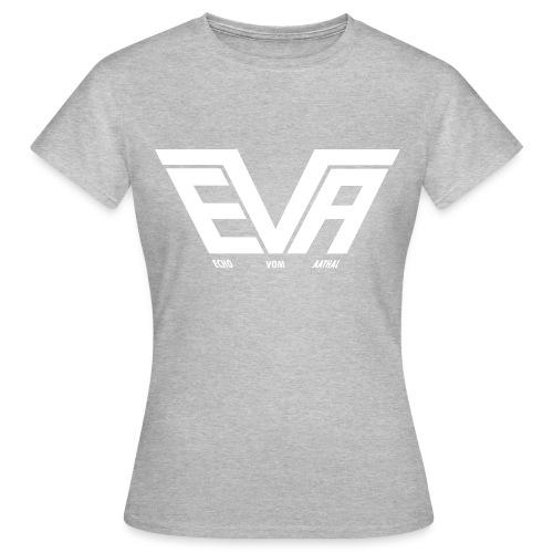 EVA Logo FB 01fürPfade - Frauen T-Shirt