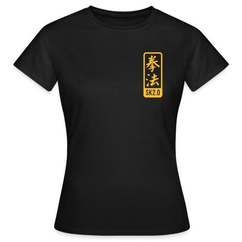 sk2-0-label-14 - Vrouwen T-shirt