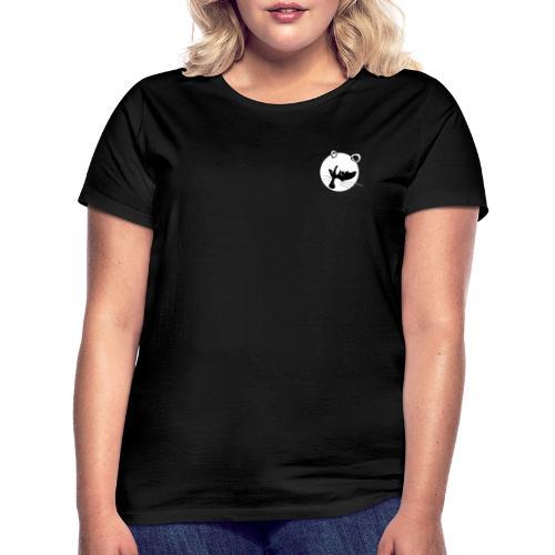 Raton Laveur - T-shirt Femme