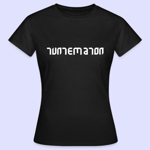 Teippilogo - Naisten t-paita