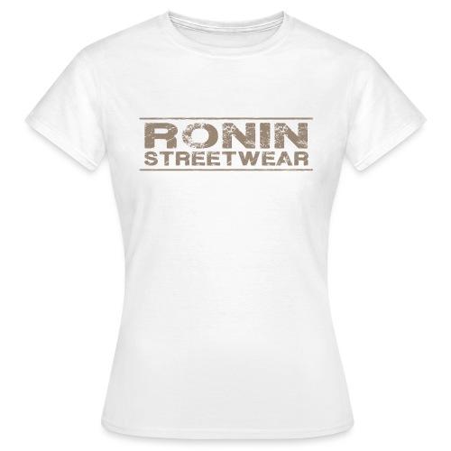 RONIN streetwear V03 - T-shirt Femme