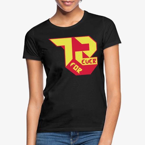 création 72 for Ever collection 01 , année 1972 - T-shirt Femme
