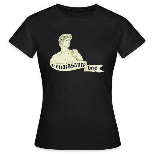 renaissance 01 2 - T-shirt Femme