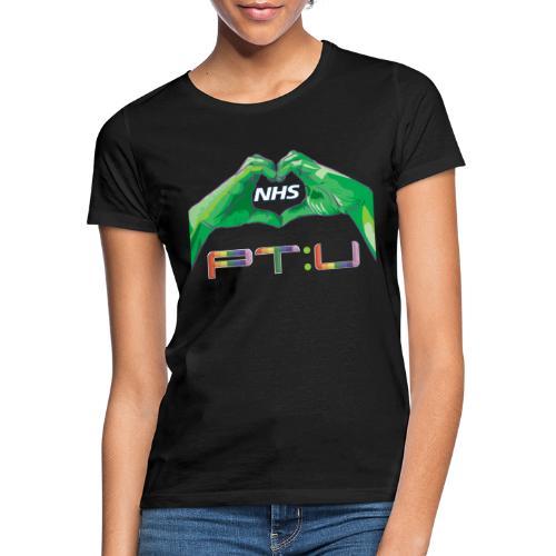 PT:U x NHS - Women's T-Shirt