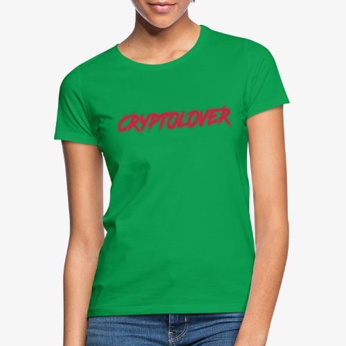 cryptolovers - T-shirt Femme