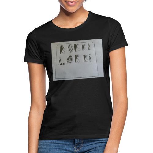 Xddx - Naisten t-paita