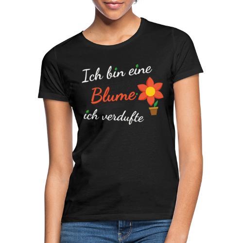 Blume Garten Gärtner Florist Shirt Geschenk - Frauen T-Shirt