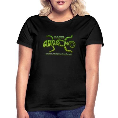 Radio Ardacho clásico - Camiseta mujer
