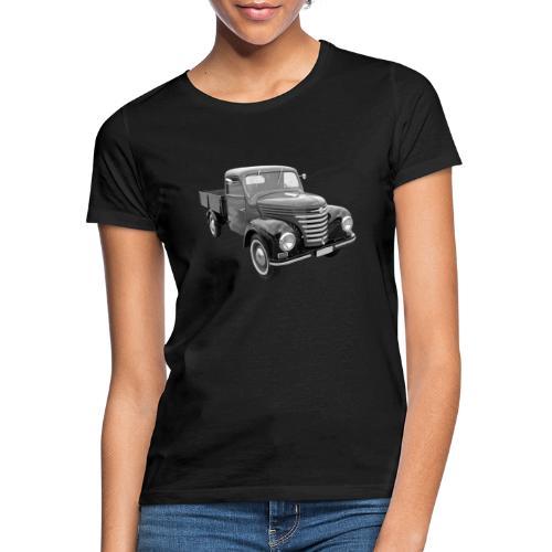 Framo Barkas Transporter Lkw DDR IFA Oldtimer - Frauen T-Shirt