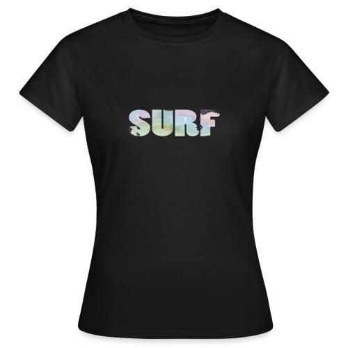 Surf summer beach T-shirt - Women's T-Shirt